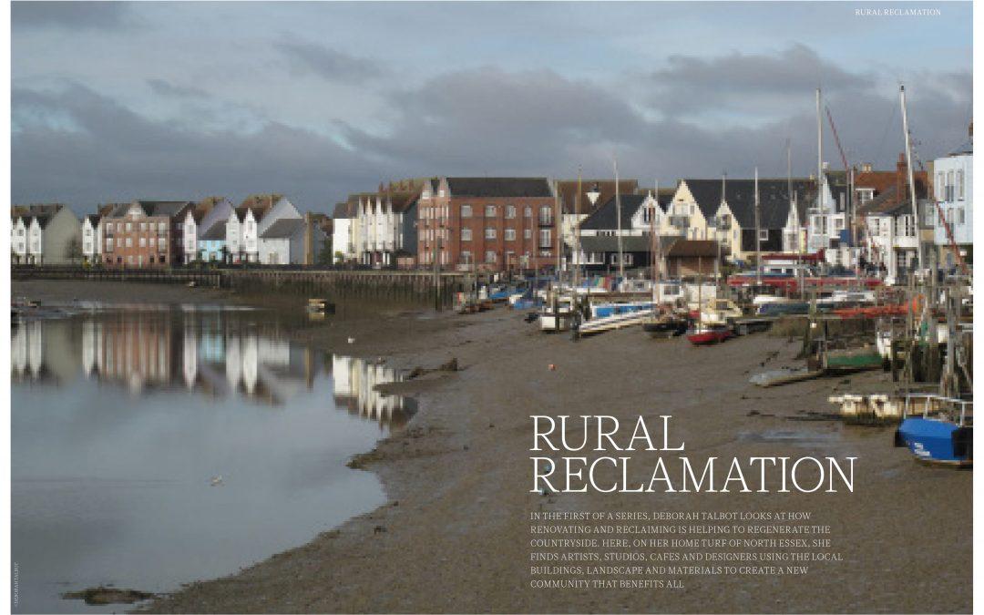Rural Reclamation (Reclaim Magazine)